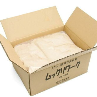 ミジンコ繁殖促進飼料 ムックリワーク 15kg(5kg×3袋) 関東当日便