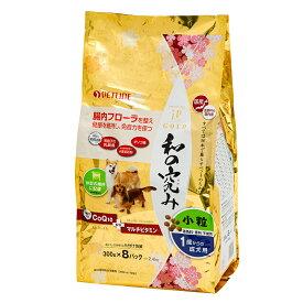 ペットライン JPスタイルゴールド 和の究み 1歳からの成犬用 2.4kg(300g×8) ドッグフード 国産 関東当日便