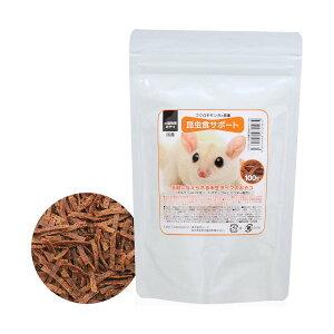 フクロモモンガの食事 昆虫食サポート ミルワーム&フルーツソフト 100g おやつ 関東当日便