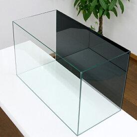 バックスクリーン貼付済 テトラ グラスアクアリウム GA−60T ジェットブラック60×30×40cm 水槽(単体) お一人様1点限り 関東当日便