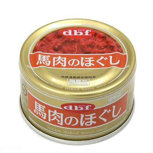 箱売り デビフ 馬肉のほぐし 90g 1箱24缶 正規品 アレルギー対策 ドッグフード デビフ 缶詰 関東当日便