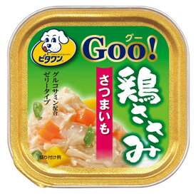 ビタワングー 鶏ささみ さつまいも 100g 24個 ドッグフード ビタワン 関東当日便