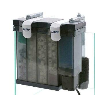 供tottopafekutofirutaminimini(SS型)淡水使用的60Hz(西日本用)水槽用外掛式过滤器关东当天班