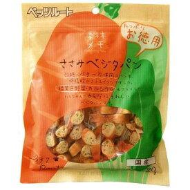 ペッツルート 素材メモ ささみベジタパン お徳用 80g 12袋 犬 おやつ ささみ 関東当日便