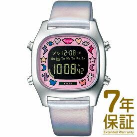 【正規品】ALBA アルバ 腕時計 AFSM702 レディース fusion フュージョン クリエイターズコラボ クオーツ