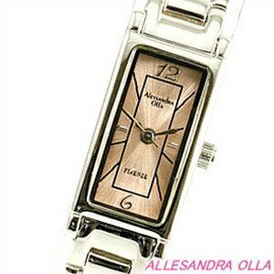 Alessandra Olla アレッサンドラオーラ 腕時計 AO-500-8PK レディース レディースブレスウォッチ【セレブ】【ギフト】【記念日】【ビジネス】【誕生日】 アレサンドラオーラ 時計