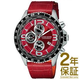 Angel Clover エンジェルクローバー 腕時計 MO44SRE-RE メンズ MONDO モンド クロノグラフ クオーツ