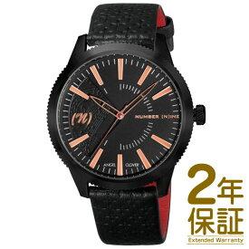 【正規品】ANGEL CLOVER エンジェル クローバー 腕時計 NN42PG-BK メンズ NUMBER (N)INE ナンバーナイン クオーツ