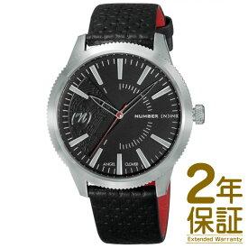 【正規品】ANGEL CLOVER エンジェル クローバー 腕時計 NN42SBK-BK メンズ NUMBER (N)INE ナンバーナイン クオーツ