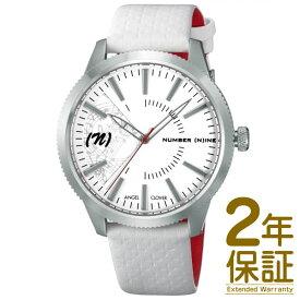 【正規品】ANGEL CLOVER エンジェル クローバー 腕時計 NN42SWH-WH メンズ NUMBER (N)INE ナンバーナイン クオーツ