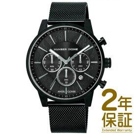 【正規品】ANGEL CLOVER エンジェル クローバー 腕時計 NNC42BBK メンズ NUMBER (N)INE ナンバーナイン クロノグラフ クオーツ