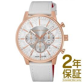 【正規品】ANGEL CLOVER エンジェル クローバー 腕時計 NNC42PWH-WH メンズ NUMBER (N)INE ナンバーナイン クロノグラフ クオーツ