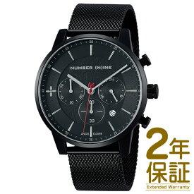 【正規品】ANGEL CLOVER エンジェル クローバー 腕時計 NNCH42BBK メンズ NUMBER (N)INE ナンバーナイン クロノグラフ クオーツ