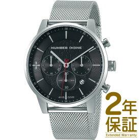 【正規品】ANGEL CLOVER エンジェル クローバー 腕時計 NNCH42SBK メンズ NUMBER (N)INE ナンバーナイン クロノグラフ クオーツ