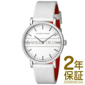 【正規品】ANGEL CLOVER エンジェル クローバー 腕時計 NNR40SSV-WH メンズ NUMBER (N)INE ナンバーナイン クロノグラフ クオーツ