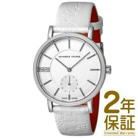 【正規品】ANGEL CLOVER エンジェル クローバー 腕時計 NNS40SSV-WH メンズ NUMBER (N)INE ナンバーナイン クロノグラフ クオーツ