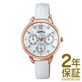 Angel Heart エンジェルハート 腕時計 LH33P-WH レディース Little Heart リトルハート スワロフスキークリスタル クオーツ