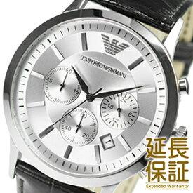 EMPORIO ARMANI エンポリオアルマーニ 腕時計 AR2432 メンズ クロノグラフ