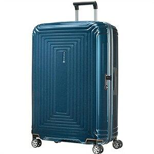 【ラッピング不可】Samsonite サムソナイト スーツケース 65754 1541 75cm 94L Neopulse Spinner ネオパルススピナー メタリックブルー キャリーバッグ キャリーケース