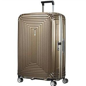 【ラッピング不可】Samsonite サムソナイト スーツケース 65754 4535 75cm 94L Neopulse Spinner ネオパルススピナー メタリックサンド キャリーバッグ キャリーケース