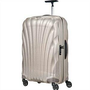 【ラッピング不可】Samsonite サムソナイト スーツケース 73350 1673 Cosmolite Spinner コスモライトスピナー 69cm 68L パール キャリーバッグ キャリーケース