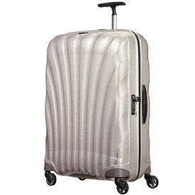 【ラッピング不可】Samsonite サムソナイト スーツケース 73351 1673 Cosmolite Spinner コスモライトスピナー 75cm 94L パール キャリーバッグ キャリーケース