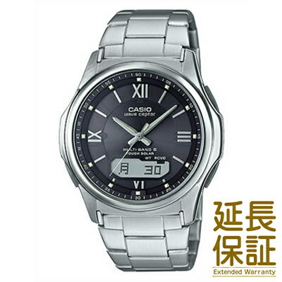 【レビュー記入確認後10年保証】カシオ 腕時計 CASIO 時計 正規品 CASIO カシオ 腕時計 WVA-M630D-1A4JF メンズ wave ceptor ウェーブセプター メタルバンド ソーラー 電波