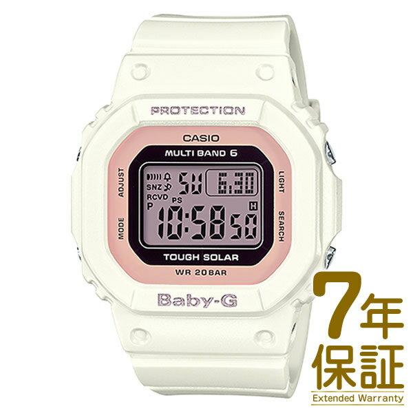 【正規品】CASIO カシオ 腕時計 BGD-5000-7DJF レディース BABY-G ベビーG 電波ソーラー