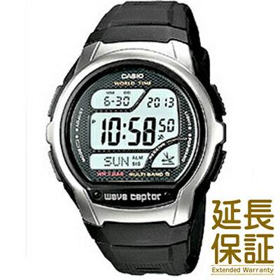 【レビュー記入確認後10年保証】カシオ 腕時計 CASIO 時計 正規品 WV-58J-1AJF メンズ wave ceptor ウェーブセプター 電波時計