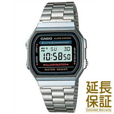 【ゆうメールで送料無料/代引不可】【レビュー記入確認後10年保証】カシオ 腕時計 CASIO 時計 正規品 A-168WA-1 メンズ スタンダード STANDARD