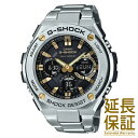 【レビュー記入確認後10年保証】カシオ 腕時計 CASIO 時計 正規品 GST-W110D-1A9JF メンズ G-SHOCK ジーショック G-STEEL Gスチール ソーラー 電波