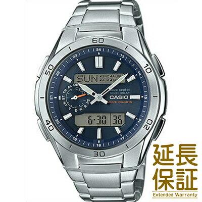 【正規品】CASIO カシオ 腕時計 WVA-M650D-2AJF メンズ wave ceptor ウェーブセプター ソーラー電波時計