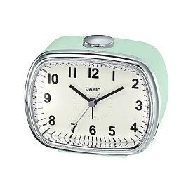 【正規品】CASIO カシオ クロック TQ-159-3JF スタンダード 目覚まし時計 置き時計