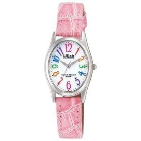 【国内正規品】Lilish リリッシュ 腕時計 シチズン CITIZEN H007-906 レディース ソーラー