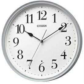 【正規品】リズム時計 クロック CITIZEN シチズン 8MY528-004 掛時計 電波時計