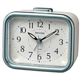 【正規品】リズム時計 クロック CITIZEN シチズン 8RA644SR04 目覚まし時計 ジャプレフルール