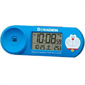 【正規品】SEIKO セイコー クロック CQ614L デジタル電波 目覚まし時計 ドラえもん