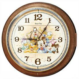 【正規品】SEIKO セイコー クロック FW587B 掛時計 ディズニー ミッキーマウス