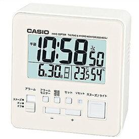 【正規品】CASIO カシオ クロック DQD-805J-7JF 置き時計 電波時計 wave ceptor ウェーブセプター デジタル