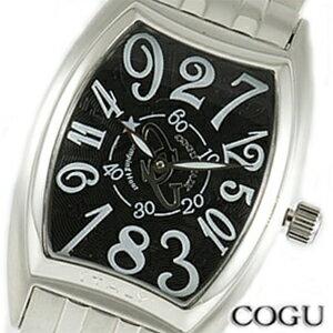COGU コグ 腕時計 JH4M-BK メンズ