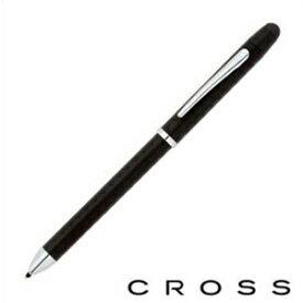 CROSS クロス 筆記具 AT0090-3+ 複合 マルチペン Tech3+ テックスリープラス BLACK ブラック