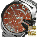 【レビュー記入確認後1年保証】ディーゼル 腕時計 DIESEL 時計 並行輸入品 DZ4318 メンズ MEGA CHIEF メガチーフ クロノグラフ