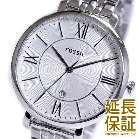 FOSSIL フォッシル 腕時計 ES3433 レディース JACQUELINE ジャクリーン クオーツ