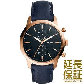 FOSSIL フォッシル 腕時計 FS5436 メンズ TOWNSMAN タウンズマン クオーツ