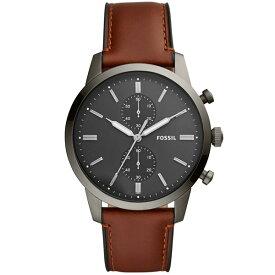 FOSSIL フォッシル 腕時計 FS5522 メンズ レディース TOWNSMAN タウンズマン クロノグラフ