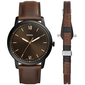 FOSSIL フォッシル 腕時計 FS5557SET メンズ THE MINIMALIST ミニマリスト クオーツ