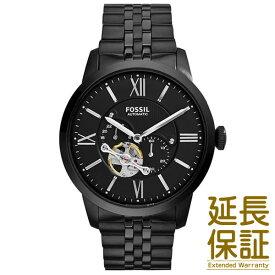 FOSSIL フォッシル 腕時計 ME3062 メンズ Townsman タウンズマン 自動巻き オートマチック