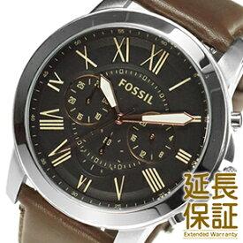 【並行輸入品】FOSSIL フォッシル 腕時計 FS4813 メンズ GRANT グラント