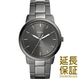 FOSSIL フォッシル 腕時計 FS5459 メンズ THE MINIMALIST 3H ミニマリスト