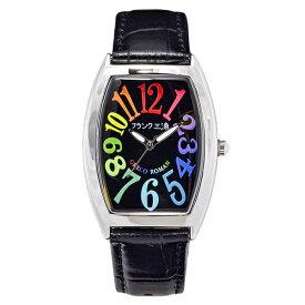 【国内正規品】FRANK三浦 フランク三浦 腕時計 FM00K-CRB ユニセックス 零号機(改) グレコローマン400戦無敗記念モデル